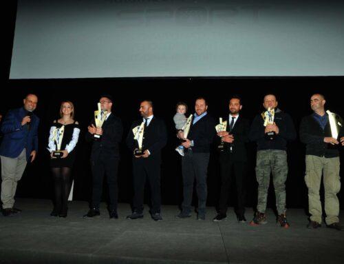 Rachele Somaschini premiata a Bologna per le vittorie nel CIVM e TIVM Nord