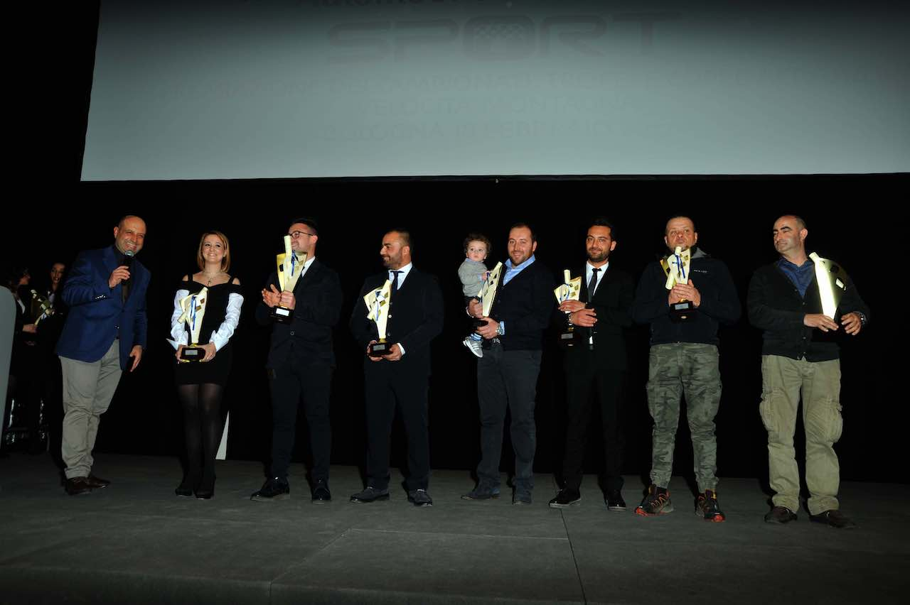 Premiazioni CIVM TIVM 2016