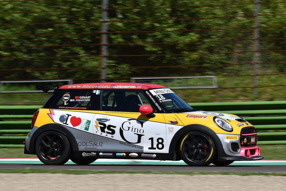 Rachele Somaschini - MINI Cooper S JCW - RS Team