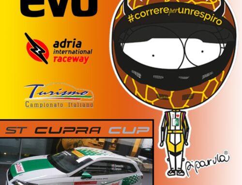 Ad Adria l'esordio nel Campionato Italiano Turismo con la Seat Leon ST