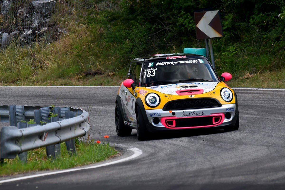 Rachele Somaschini - MINI Cooper S JCW - RS Team - Morano