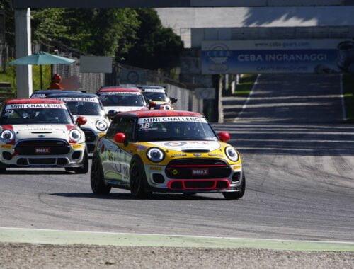 Monza – Mini Challenge 2017 2