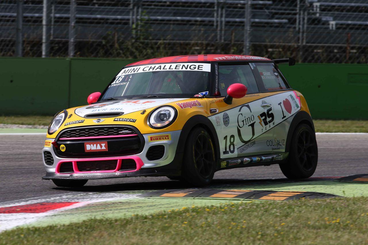 Rachele Somaschini - Gino Auto by RS Team 2
