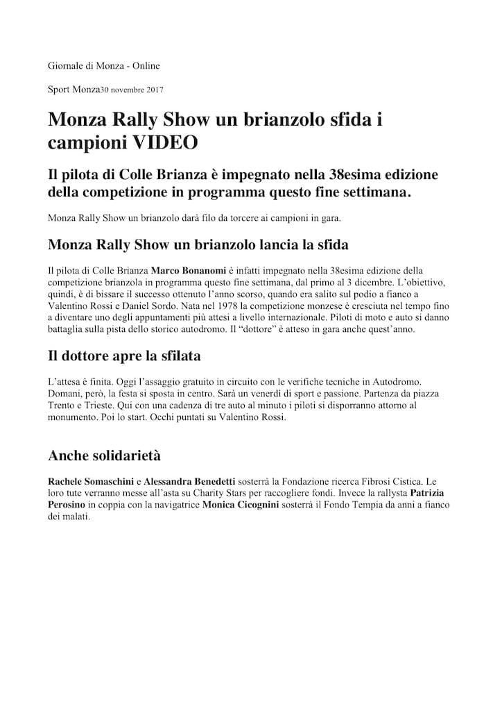2017_11_30_Il Giornale di Monza
