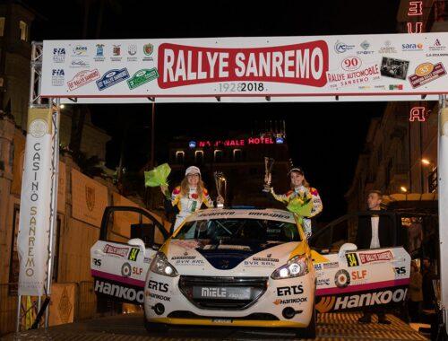 CIR 2018 – 65° Rallye Sanremo