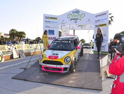 41° Rally del Ciocco e Valle del Serchio 2018 3