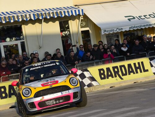 41° Rally del Ciocco e Valle del Serchio 2018 5