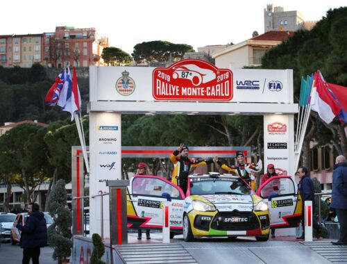 Rallye Monte-Carlo 2019 2