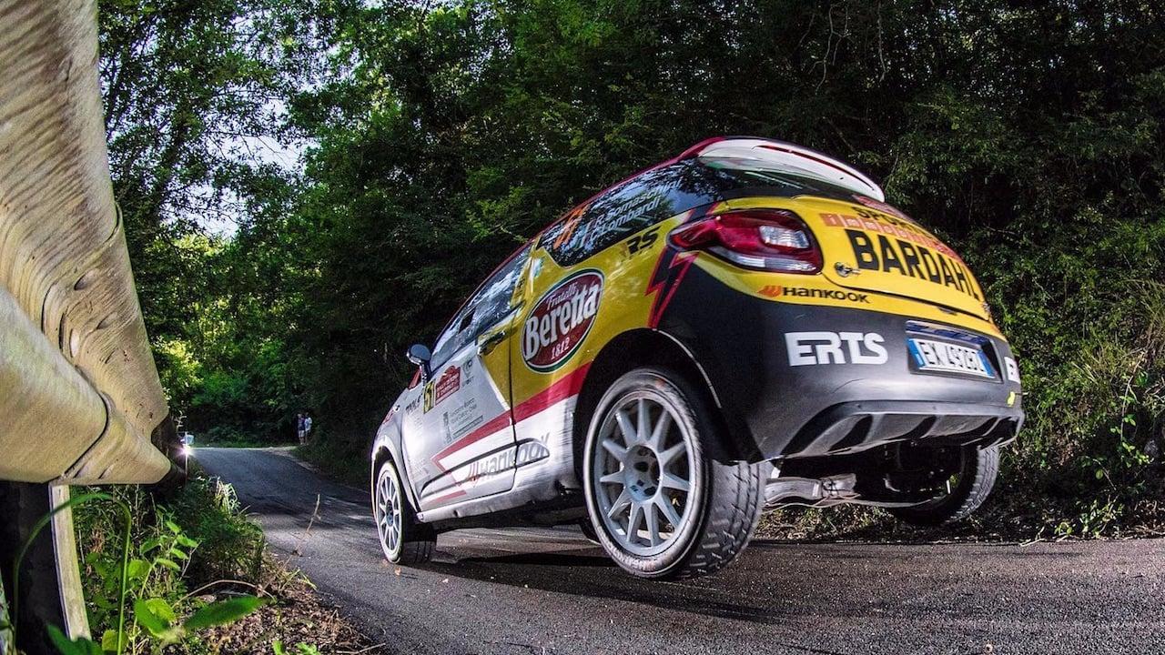 La prima volta di Rachele al Rally del Friuli Venezia Giulia fa ripartire la stagione